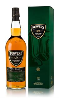 Powers Irish Whiskey Single Pot Still Signature Release...